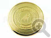 Юбилейная монета ОАО ЛЭМЗ 80 лет Люберецкому электромеханическому заводу. 1928-2008