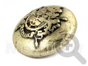 Пуговица с геральдическим гербом