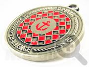 Медаль для награждения участников Хорватской адриатической регаты