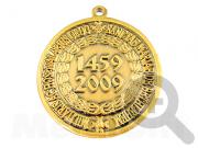 """Юбилейная медаль """"Ордена Святой Марии Вифлеемской - 650 лет"""""""
