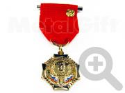 Медаль ПрофСпортТур 20 лет с колодкой
