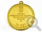 Юбилейная медаль Единой федеральной системы материального резерва РФ (Росрезерв)
