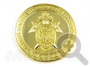 Памятная медаль Следственный комитет Российской федерации