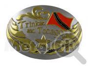 Пряжка Trinidad & Tobago