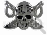 Пряжка пиратская