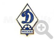 Значок ФК Динамо (Москва)