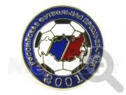 Нагрудный знак Российская футбольная премьер-лига 2001