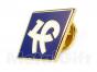 """Значок футбольного клуба """"Крылья Советов"""" (Москва)"""
